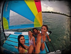 Dive and Adventure Mahahual Sailing tour