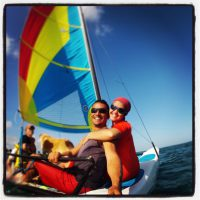 Dive and Adventure Mahahual Tour de vela en familia